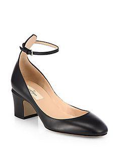 72b7670084cf Valentino Garavani - Tango Patent Leather Bow Pumps