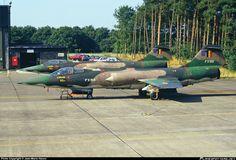 FX99 Belgian Air Force Lockheed F-104G Starfighter.