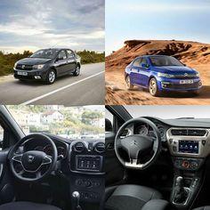 Dacia Logan  vs Citroën C-Elysee - http://ift.tt/1HQJd81