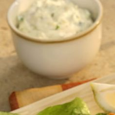 Here's a lighter, easy version of the classic mayonnaise-based sauce that's commonly served with seafood.
