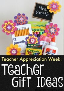 Children spend so much of their time in the classroom, their teachers are some of the most important and influential adults in their lives. Be sure to let your child's teachers know how much you appreciate...