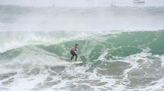 Javier Swayne conquistó estas olas de Cabo Blanco | El Comercio Perú