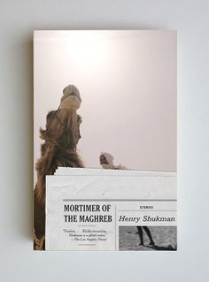 Mortimer of the Maghreb cover design by Helen Yentus (Vintage / 2007)