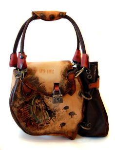 769baf634ba2 ANTE KOVAC - The Bird Feeder Accessorize Shoes, All Things Fabulous,  Leather Purses,