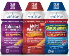 FREE Wellesse Supplement Product Sample Pack on http://hunt4freebies.com