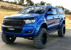 A Brief History Of Ford Trucks – Best Worst Car Insurance Custom Ford Ranger, Ford Ranger Raptor, Ford Raptor, 4x4 Trucks, Cool Trucks, Cool Cars, Ford Ranger Limited, Pickup Camping, Ford Endeavour
