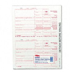 Irs Approved  Tax Form   X  Part Carbonless Set