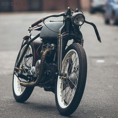 Triumph T100 SS by Untitled