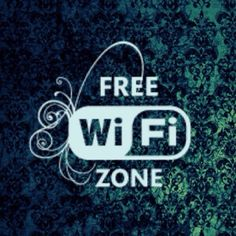 Free WiFi during your appointment.