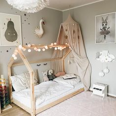 Design A Baby Room Quiz – Nursery Organization Baby Bedroom, Baby Room Decor, Nursery Room, Girls Bedroom, Kids Bedroom Designs, Kids Room Design, Toddler Rooms, Toddler Bed, Little Girl Rooms