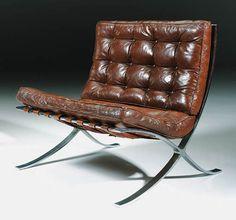 67 Best The Van Der Rohe Barcelona Chair Images In 2019 Barcelona