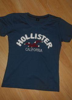 Kaufe meinen Artikel bei #Mamikreisel http://www.mamikreisel.de/kleidung-fur-jungs/kurzarmelige-t-shirts/30277273-t-shirt-gr-146-152-hollister-guter-zustand