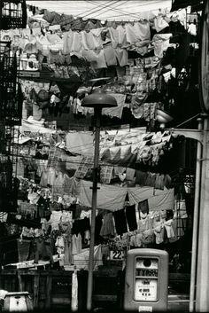 Hoboken, New Jersey by Elliott Erwitt. 1954