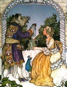 retold by Jan Brett  Beauty and the Beast  ISBN: 978-0899194974