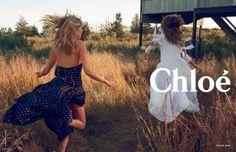 Chloe, Spring-Summer 2014 campaign