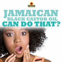 Tropic Isle Jamaican Black Castor Oil has become notorious for its ability to detoxify, cleanse, nourish and moisturize the hair and scalp due to its.......