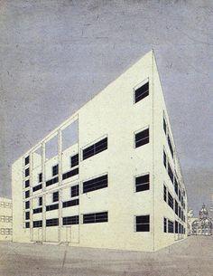 Casa del Fascio - Giuseppe Terragni