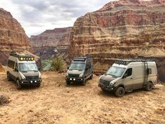 Off Road Rv, Off Road Camper, Ambulance, Philosophy Products, Mercedes Sprinter Camper, Camper Van, Van Life, Motorhome, Offroad