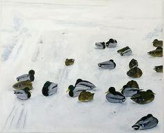 M-P Sundén; Still Life, 2016.  Oil on canvas, 60x73cm.