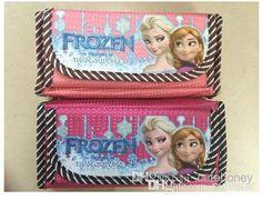 Frozen Pencil Bag/Snow Queen Elsa Anna Pencil Case/kids Pen Bag/ Frozen Stationery for School Supplies