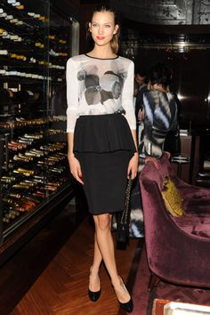 Karlie Kloss @ Jason Wu After Party