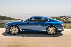 Bentley Continental GT | w