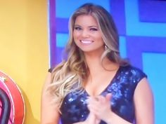 Amber Lancaster - The Price Is Right (1/20/2015) ♥