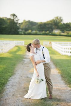 Horse Farm Country Wedding