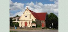 The Chapel Theatre in Glen Innes; originally built as a Methodist church in 1885, it was purchased in 1983 by the Glen Innes Arts Council and converted to a theatre > http://www.gleninnesartscouncil.com/