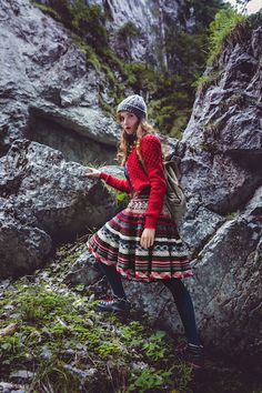Lena Hoschek Tradition Bänderrock Bergfex