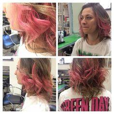 #pink #splashlight #lorealprofessionnel