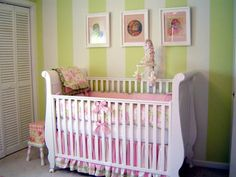 Create a nurturing haven for your newborn with decorating ideas from these 15 precious nurseries.