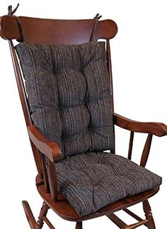 chair cushions amazon. the gripper nonslip polar jumbo rocking chair cushions chocolate * this is an amazon associate\u0027s pin