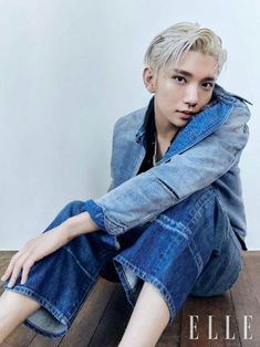 📷 #JOSHUA #SEVENTEEN for Elle