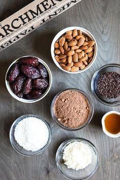 Fruit and Nut Bar / #paleo #glutenfree