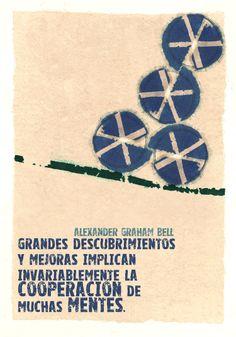 Diseño editorial. Catálogo de Intercooperación. http://factoria.faccendo.net