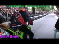 Drag Bike Kediri - Yamaha Touch Team B'Joss One Boy Raih 7,894 Detik Spo...