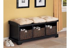 Multifunctional Storage Bench  Buying Tips Multifunctional Furniture for Small Spaces Check more at http://www.bonsaikc.com/buying-tips-multifunctional-furniture-for-small-spaces/