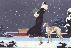 Art nouveau by Meschini