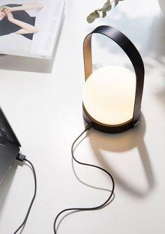CARRIE LED LAMP - Menu