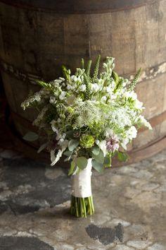 Lovely bridal bouquet http://www.stephanieasmith.com/
