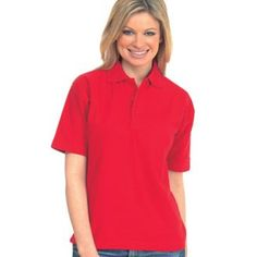 This is a Active Pique polo shirt. This polo shirt is offered in six different colours, for you to pick from. All of these colours come in a wide range of sizes, starting from extra small and going all the way up to four extra large. This polo shirt is perfect for personal use and would be great as part of a work uniform.