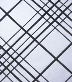 All that Glitters Fabric Flocked Plaid Taffeta Steel Gray