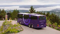 Nor-Way Bussekspress operates routes all over the country except Northern Norway, providing connections with intersecting bus routes and other forms of transport including trains and ferries. In Fjord Norway, Fjord1 operates several routes.  Norway's largest operator is Nettbuss Ekspress, a company that offers three different varieties of express coach service in much of Southern Norway, all of them with wireless Internet and air conditioning.