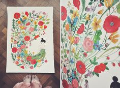 Knit Me Flowers - Oana Befort