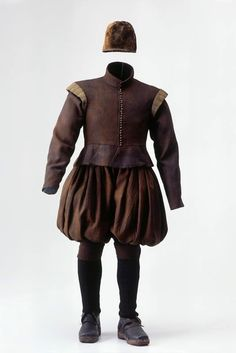 Full dress of a Junkers of Bodegg, Augsburg, 1600-1610.