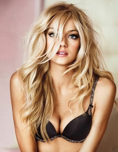 Lindsay Ellingson. the girl next door look:)