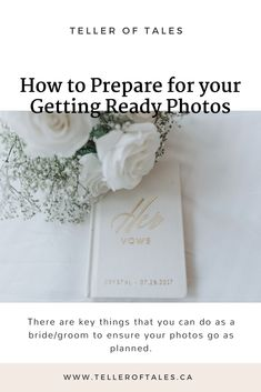 How to prepare for your getting ready photos. Wedding getting ready photos. Wedding Advice, Wedding Planning, Getting Ready Wedding, Bride Groom, Wedding Photos, Wedding Photography, How To Plan, This Or That Questions, Bridal