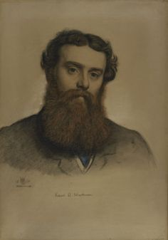 Robert Braithwaite Martineau (1860) by William Holman Hunt