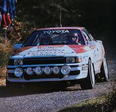 Toyota Celica. Gr.A Carlos Sainz Rally Montecarlo